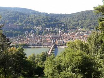 Wandern rund um Heidelberg