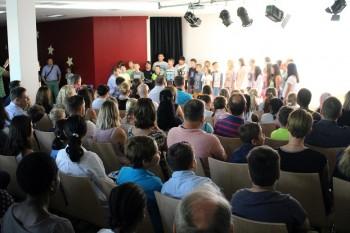 """Lasst uns alle an einem Strang ziehen!"" - Einschulungsfeier am Dietrich-Bonhoeffer-Gymnasium Eppelheim"
