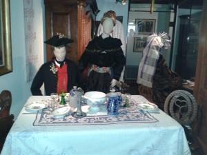 Elsäss.Museum Brautpaar