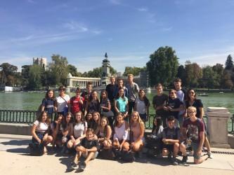 Eine gelungene Woche in Spaniens Hauptstadt  - Die Spanischprofil-Schüler des DBG waren zu Gast in der Madrider Partnerschule