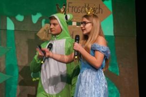 StarSearch18_Froschkönig und Prinzessin