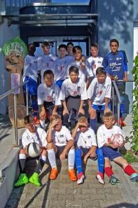 Pressefoto_Fußball Unter-Mittelstufe DBG