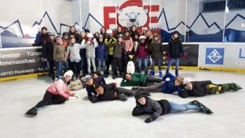 5d im Eislauf-Fieber