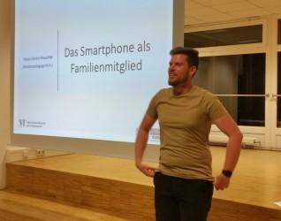 Das Smartphone als Familienmitglied - Vortrag am DBG am 30.04.2019