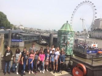 Englandaustausch - Die Schüler/innen berichten