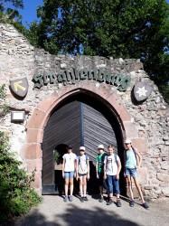 """Projekt """"Wandern rund um Heidelberg"""""""