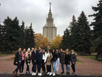 Moskau-Austausch 2019