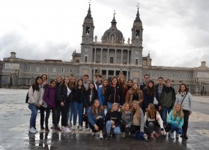 Kathedrale La Almudena Madrid