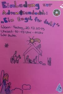Einladung Adventsgottesdienst_Poster