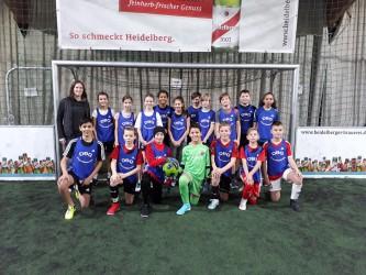 Gemeinsam Gewinnen Wir - Hallenfußballturnier am 6.12.2019