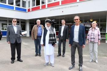 Sicherstellung von Schulbildung für Mädchen in Afghanistan - Khazan Gul Tani erhielt 10 000 Euro, um in der Provinz Khost die Ausbildung von Lehrerinnen zu fördern