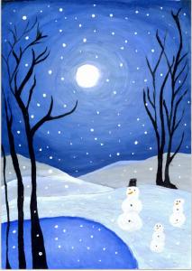 Weihnachtskarte2020_Vorderseite