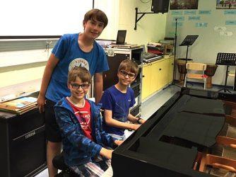 """""""Es war beim Üben manchmal wichtig, auf Feinheiten einzugehen""""   - DBG-Schüler nahmen am Bundeswettbewerb """"Jugend musiziert"""" teil"""